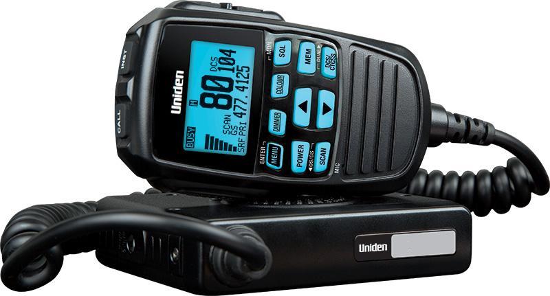 Uhf radio