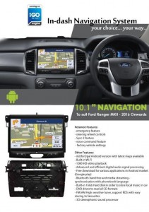 Ford-Ranger-MKII-Intergrated-Navigation