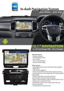 Ford-Ranger-MKII-Intergrated-Navigation