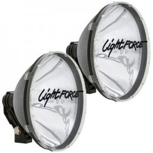 Lightforce Spot Lights Chrome