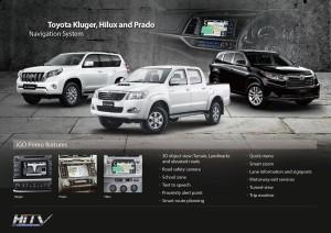 Toyota-Kluger-Hilux- -Prado-Integrated-Navigation